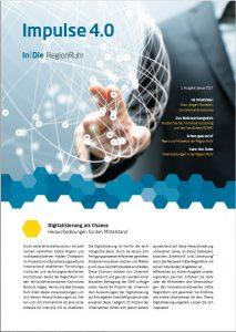 """Newsletter """"Impulse 4.0"""" Ausgaben 01 als PDF"""